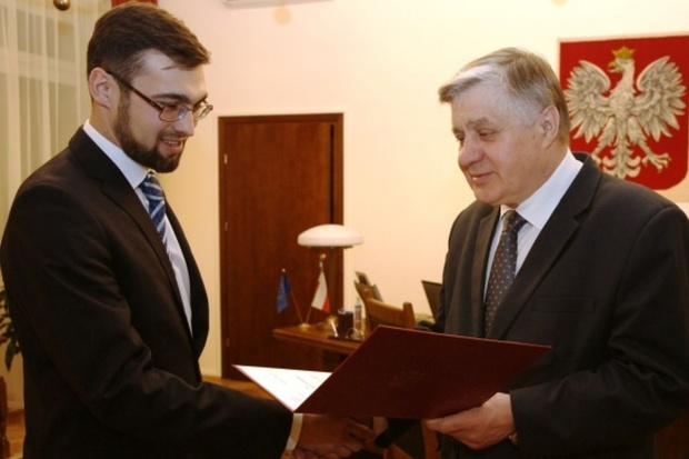 Łukasz Hołubowski nowym prezesem ARR