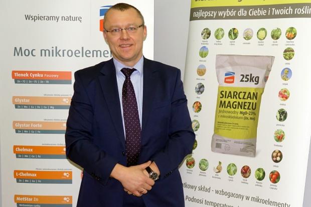 Dla roślin i zwierząt - wywiad z prezesem firmy Arkop