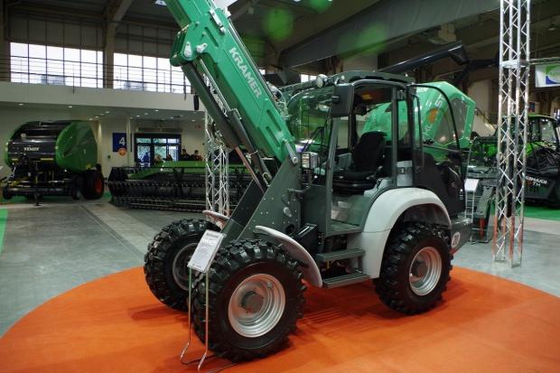 Kramer KL 25.5T – nowa pozycja na rynku ładowarek