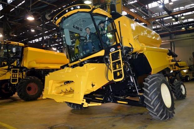 Maszyny New Holland produkowane w Polsce