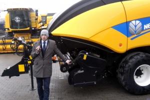 New Holland – odświeżona oferta maszyn żniwnych