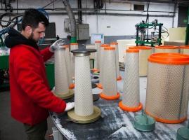 PZL Sędziszów - produkują filtry od ponad 70 lat