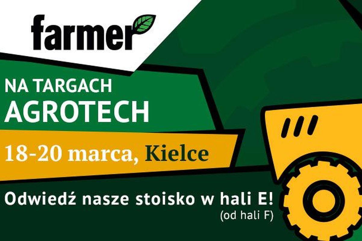 Farmer na AGROTECH-u