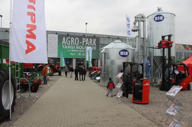 Trwają targi Agro-Park w Lublinie - warto przyjechać