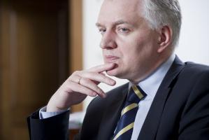 """Gowin: Chcemy stworzyć polską """"dolinę mleczną"""""""