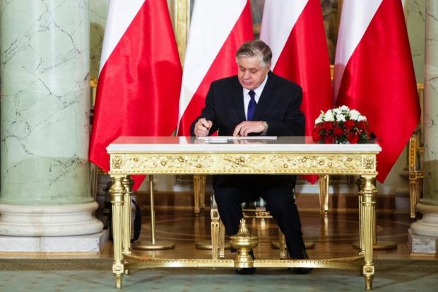 Jurgiel: Rządowi zależy na dobrej ustawie ws. obrotu ziemią