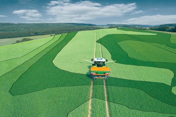 Rolnictwo precyzyjne - krok po kroku