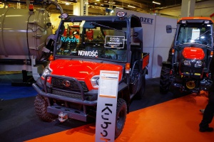 Kubota RTV X900 nowy pojazd użytkowy