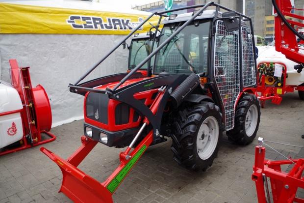 Agromechanika AGT 850 – słoweński maluch do ciężkich zadań