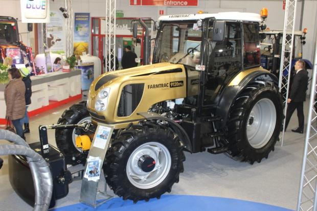 Nowość! Farmtrac 9120 DTŋ