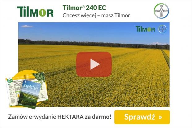 Tilmor 240 EC - odpowiedź na nowe wyzwania rynku rzepakowego