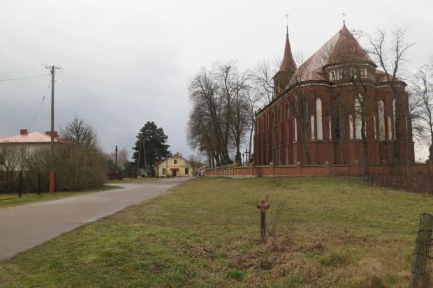 Kościoły jak rolnicy