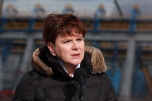 Szydło: Będę rozmawiać z ministrem rolnictwa o sytuacji w stadninie w Janowie