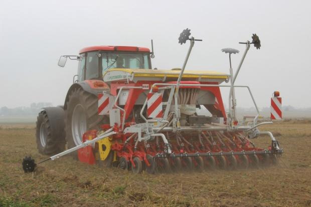 Zwykły agregat uprawowo-siewny bez punktów z Modernizacji...