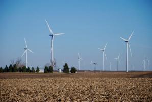 Dopłaty do rachunków za prąd dla mieszkających przy farmach wiatrowych