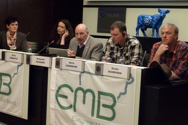 EMB: Główny cel – ograniczenie podaży mleka