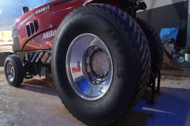 Opona Mitas Powerpull dla najmocniejszych ciągników