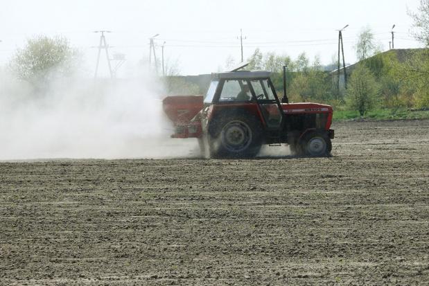 Wapnowanie gleb w gospodarstwach ekologicznych