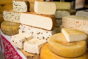 Spróbuj serów w Sandomierzu
