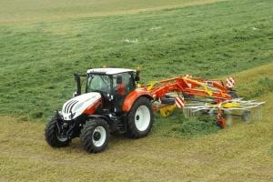 Steyr prezentuje nowe modele ciągników