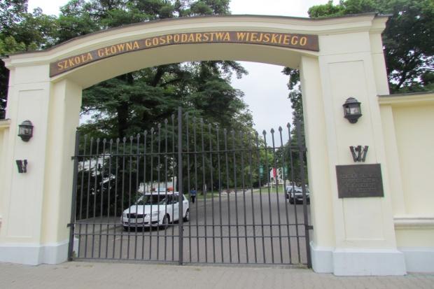 SGGW najlepszą uczelnią rolniczą