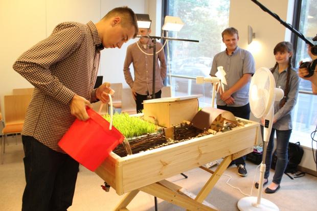 Młodzież z innowacyjnymi pomysłami w rolnictwie