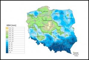 IUNG PIB w Puławach: Zasięg suszy coraz większy