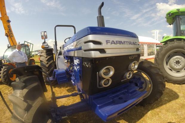 Farmtrac Dtn 6060 - 60 KM za 60 tys. zł
