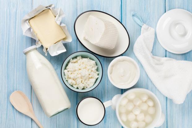 Rosja: Fałszowanie produktów mlecznych na dużą skalę