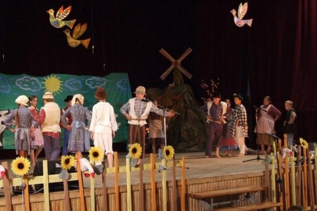 Festiwal poświęcony twórczości dziecięcej w folklorze
