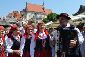 Nagrody dla kapel i śpiewaków ludowych w Kazimierzu Dolnym