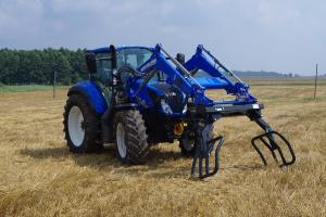 Pokazy żniwne maszyn i rozwiązań New Holland