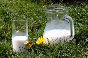 Promieniowane UV zwiększa poziom witaminy D w mleku