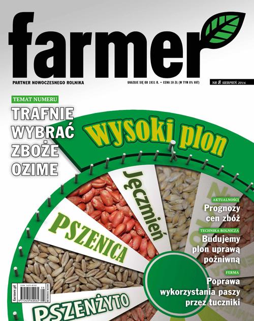 Powrót spadków cen zbóż i oleistych