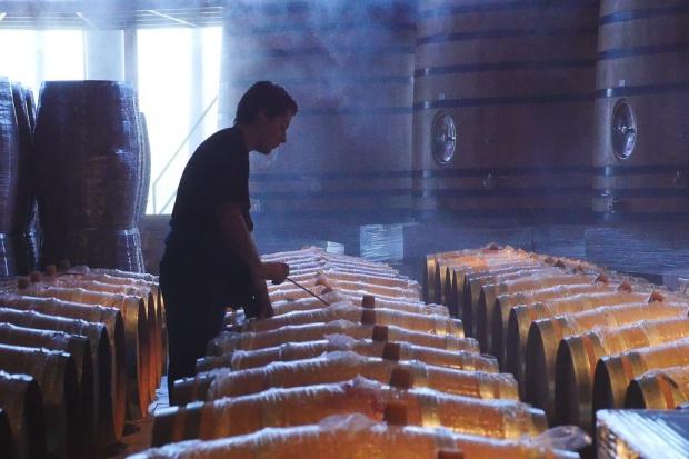 Deklaracja o zapasach win lub moszczów winogronowych