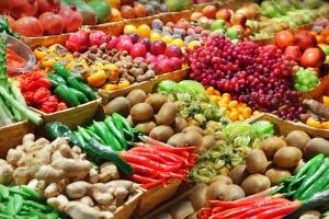 Warzywa w hurcie o 1/3 tańsze niż przed rokiem