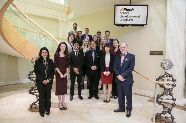 Alltech zaprasza młodych i utalentowanych absolwentów uczelni wyższych  do udziału w nowej edycji programu rozwoju kariery Alltech Career Development Program 2017