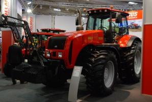 Rośnie białoruski eksport maszyn rolniczych