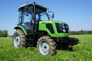 Ciągniki Zoomlion pojawiły się na polskim rynku