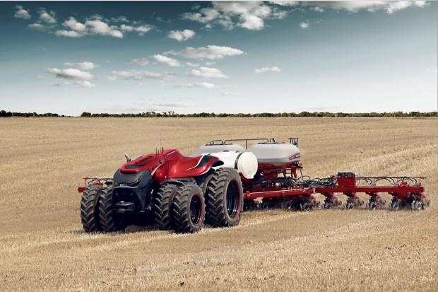 Case IH Autonomous Tractor – koniec tradycyjnych ciągników?