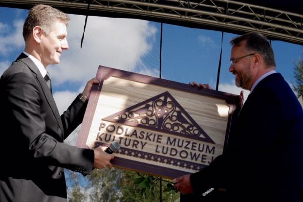 Oficjalnie otwarto Podlaskie Muzeum Kultury Ludowej