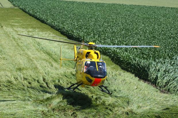 W I półroczu wzrosła liczba śmiertelnych wypadków w rolnictwie