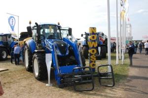 Nowości New Holland na Agro Show 2016
