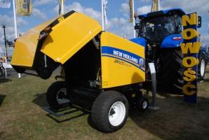 Prasa New Holland BR 120 Utility- maszyna dla mniejszych gospodarstw