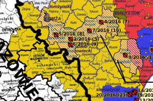 Czy wróci handel tucznikami? Komisja Europejska zmniejsza strefę zagrożoną ASF na Wschodzie Polski