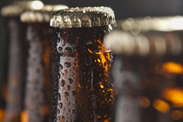 Procenty powoli ulatniają się z piwa