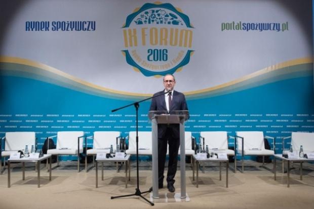 Bogucki na FRSiH: Chcemy otwierać nowe rynki i promować polską żywność