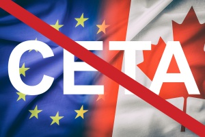 Senator Chróścikowski: Rolnicy są przeciwko CETA