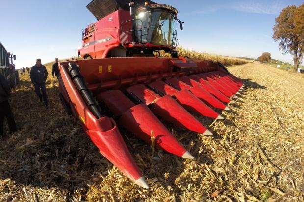 Case IH Axial Flow 9240 na Dniach kukurydzy w Żulinie [zdjęcia, wideo]