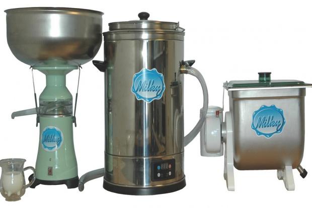 Urządzenia do małego przetwórstwa mleka
